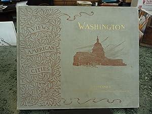 Brentano's Views of American Cities: Views of the City of Washington. Mount Vernon, Arlington,...