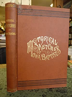 Historical Sketches of Iowa Baptists: Mitchell, Rev. S. H.