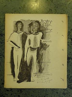 Danse: Jean Silvant, Pierre