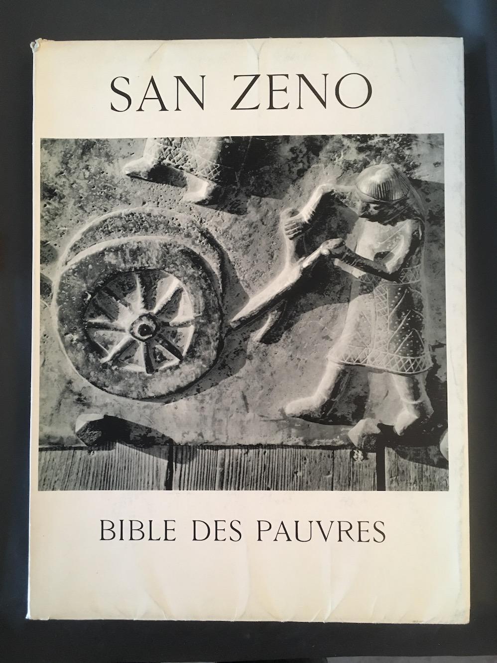 San zeno bible des pauvres porte de bronze de v rone - Cash converter porte de namur ...