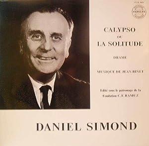 Calypso ou la solitude *: SIMOND Daniel :