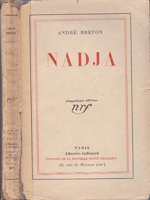 Nadja *: BRETON André :