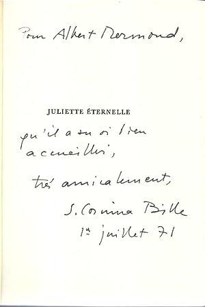 Juliette éternelle *: BILLE S. Corinna :