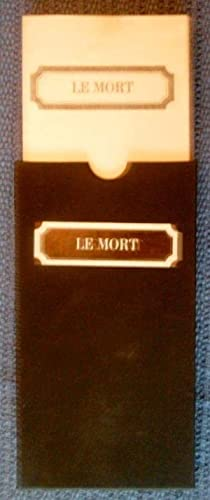 Le mort *: BATAILLE Georges :