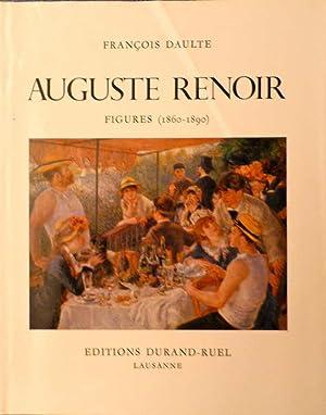 Auguste Renoir. Catalogue raisonné de l'oeuvre peint I. Figures 1860-1890 *: DAULTE ...