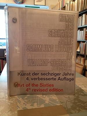 Kunst der sechsiger jahre sammlung Ludwig im Wallraf-Richartz Museum Köln 1970 *: Collectif :