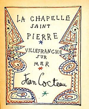 La chapelle Saint-Pierre, Villefranche sur Mer *: COCTEAU Jean :