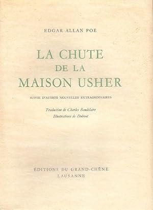 La chute de la maison Usher *: POE Edgar Allan :