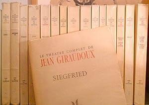 Théâtre complet: 1. Siegfried, Fugues sur Siegfried, Fin de Siegfried 2.Judith 3. ...
