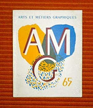 Arts et Métiers Graphiques 65 *: FISCHER Hans] Collectif :