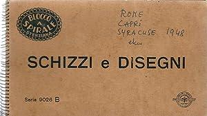 Rome Capri Syracuse etc. *: BOSSHARD Rodolphe-Théophile :