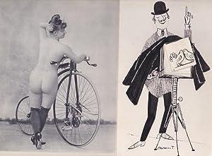 Nus d'autrefois 1850-1900 *: BOVIS Marcel et SAINT-JULIEN François :