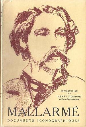 Mallarmé, documents iconographiques *: MALLARM� St�phane] MONDOR Henri :
