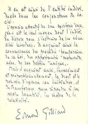 De Rousseau à Jean-Jacques *: GILLIARD Edmond :