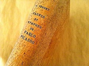 Faunes et nymphes de Picasso *: PICASSO] VERDET André