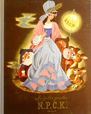 Les jolis contes N.P.C.K. 6 *: LANDRY Charles-François] Collectif: