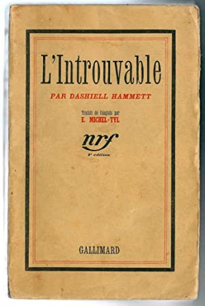 L' introuvable *: HAMMETT Dashiell :