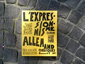 L' expressionnisme allemand *: Collectif :