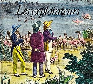 Les explorateurs *: Encyclop�die essentielle] MASSIAN Michel :