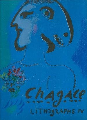 Chagall lithographe IV . 1969-1973 *: CHAGALL Marc] SORLIER