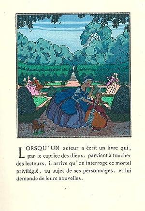 Alcindor ou suite à la leçon d'amour dans un parc *: BOYLESVE René :