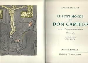 Le petit monde de Don Camillo *: GUARESCHI Giovanni :