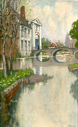 Le charme de Bruges *: MAUCLAIR Camille :