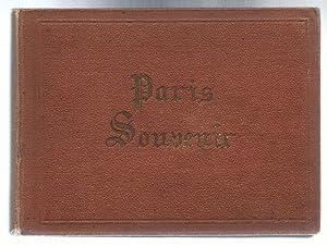 Paris Souvenir. 32 vues *: CHAMOUIN :
