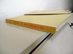 Poèmes de Brandebourg *: FRENAUD André :