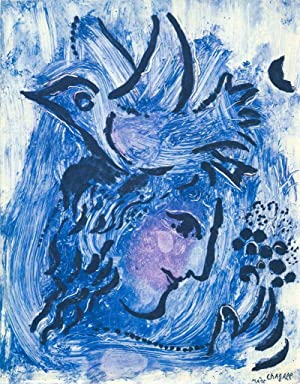 Marc Chagall, monotypes I. 1961-1965 - II.: CHAGALL Marc] LEYMARIE