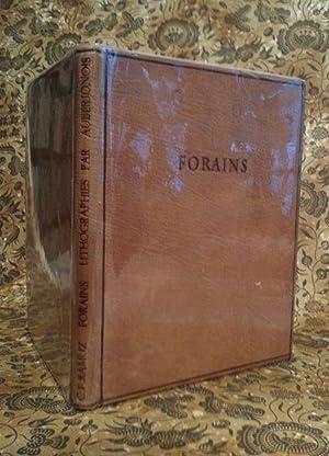 Forains *: RAMUZ Charles Ferdinand :