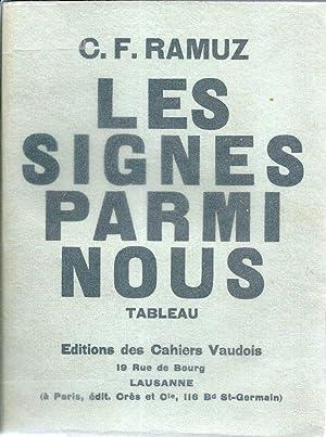Les signes parmi nous *: RAMUZ Charles Ferdinand :