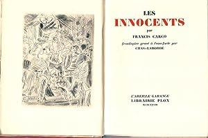 Les innocents *: CARCO Francis :