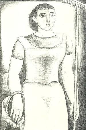 Sept morceaux et sept dessins *: AUBERJONOIS René] RAMUZ Charles Ferdinand :