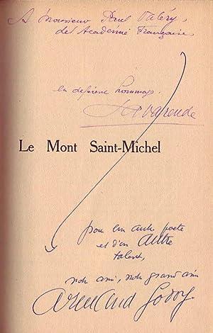 Le Mont Saint-Michel *: LA VARENDE Jean de :
