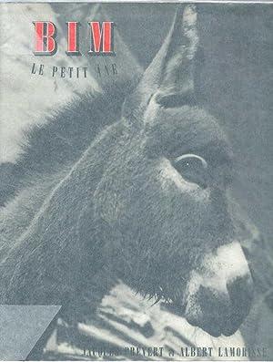 Bim le petit âne *: PRÉVERT Jacques & LAMORISSE Albert :