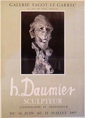 H. Daumier sculpteur, lithographe et dessinateur *: DAUMIER :