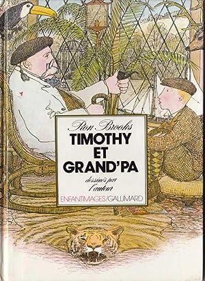 Timothy et grand-papa *: BROOKS Ron :