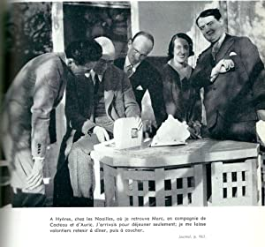 La vie de André Gide *: GIDE André] MAHIAS Claude & HERBART Pierre :