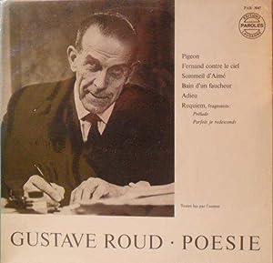 Poésie *: ROUD Gustave :