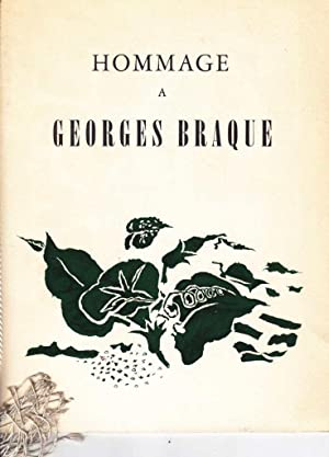 Hommage à Georges Braque *: BRAQUE Georges] Collectif