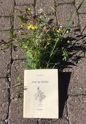 Pour un herbier *: COLETTE :