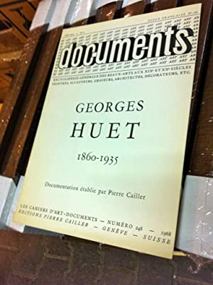 Georges Huet *: CAILLER Pierre :