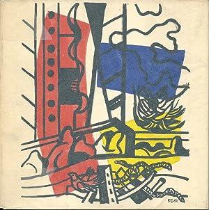 F. Léger, dessins et gouaches 1909-1955 *: LÉGER Fernand] JARDOT Maurice :