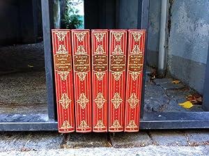 Histoire de la Littérature Anglaise I-V *: TAINE H. :