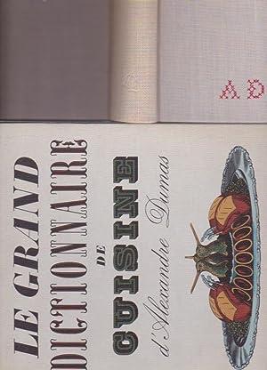 Grand dictionnaire de cuisine de alexandre dumas abebooks - Dictionnaire de cuisine alexandre dumas ...