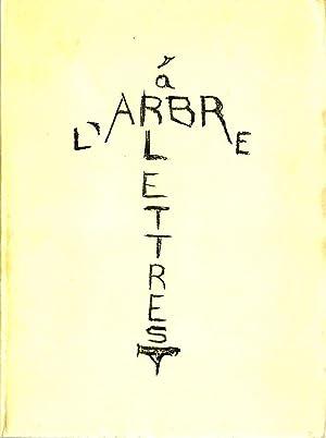 L' arbre à lettres *: LARRONDE Olivier :