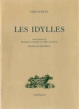 Les Idylles / Les Géorgiques *: CHAPPAZ Maurice] THEOCRITE / VIRGILE: