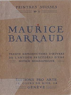 Maurice Barraud *: P.-V. M. :