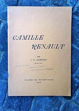 Camille Renault *: SAINMONT :